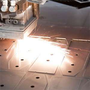 laser and watercutting