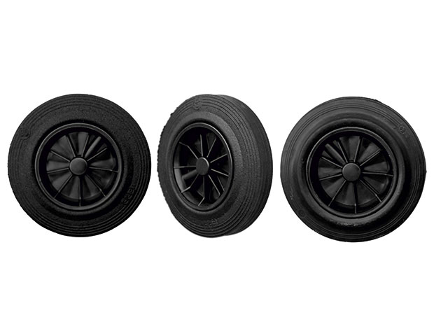 wheels for waste containers
